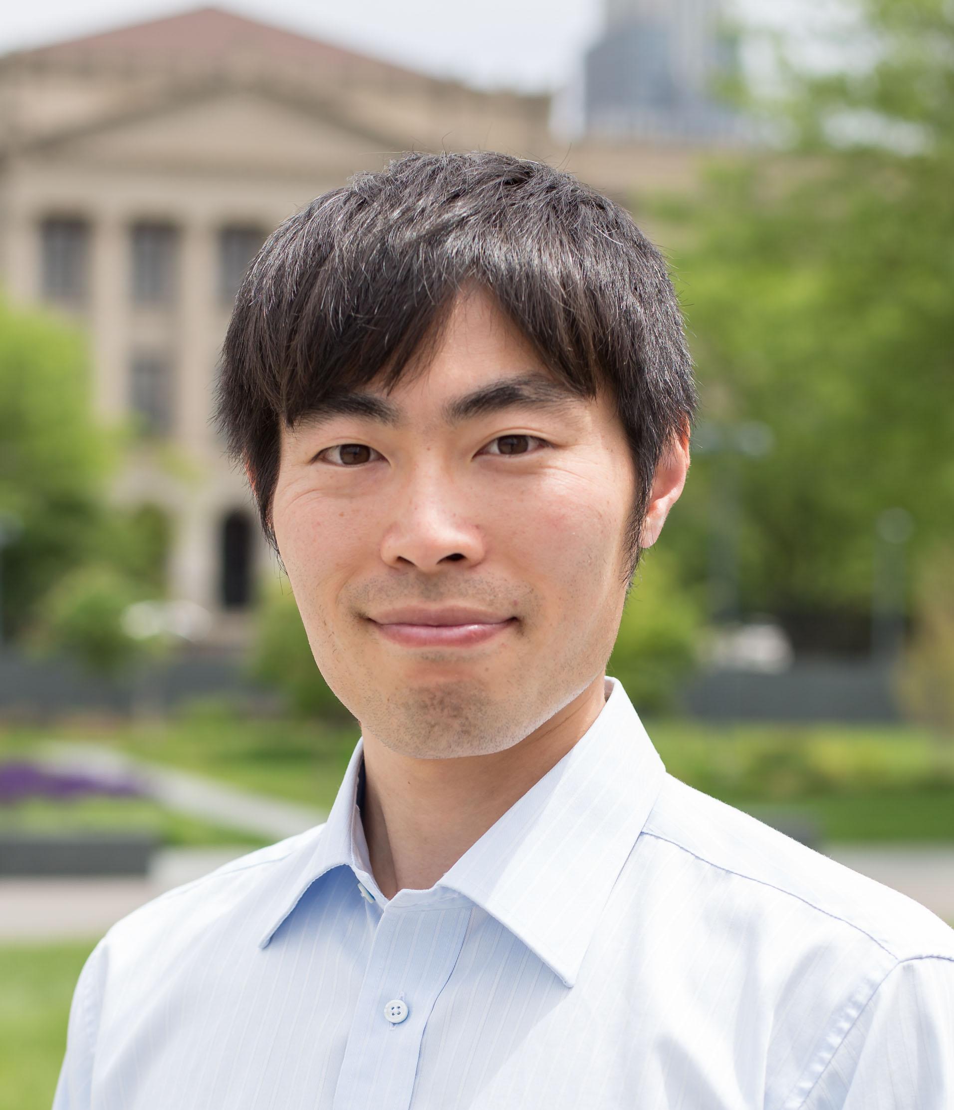 Shinichi Nagata, Ph.D., CTRS