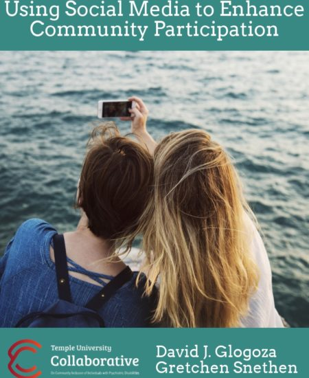 Using Social Media to Enhance Community Participation Cover