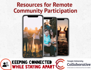 Resources for Remote Community Participation